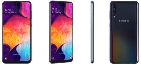 Samsung Galaxy A50 günstig mit congstar Vertrag