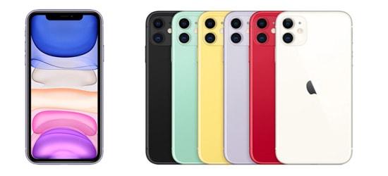 Apple iPhone 11 günstig mit congstar Vertrag