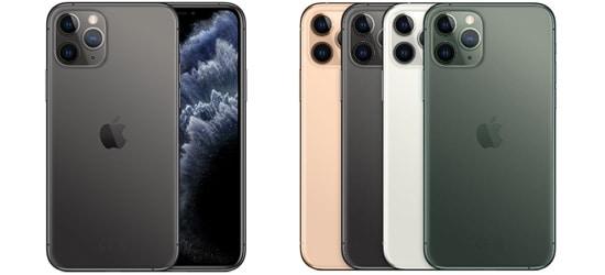 Apple iPhone 11 Pro günstig mit congstar Vertrag