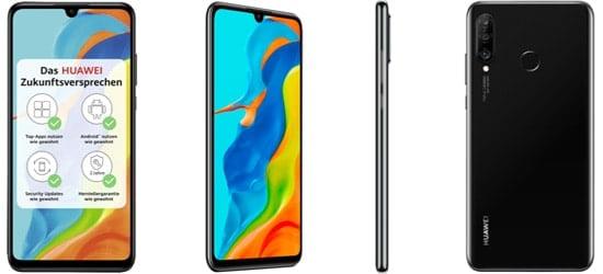 Huawei P30 lite New Edition mit congstar Vertrag
