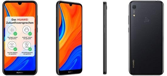 Huawei Y6s günstig mit congstar Vertrag