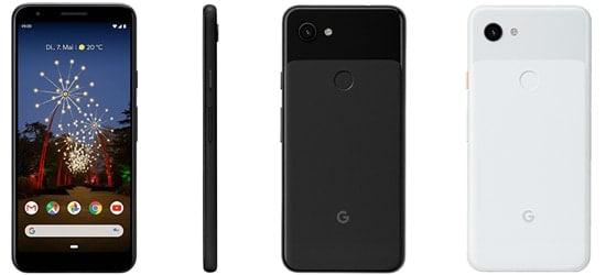 Google Pixel 3a günstig mit congstar Vertrag