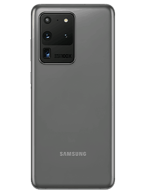 congstar - Samsung Galaxy S20 Ultra 5G (grau / hinten)