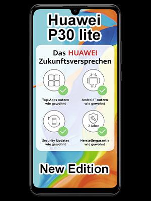 congstar - Huawei P30 lite New Edition mit Vertrag