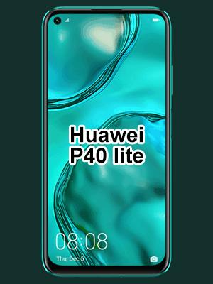 congstar - Huawei P40 lite mit Vertrag