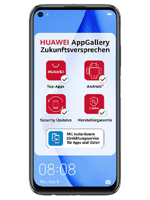 congstar - Huawei P40 lite AppGallery