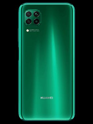 congstar - Huawei P40 lite - grün (hinten)
