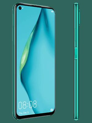 congstar - Huawei P40 lite - grün (seitlich)