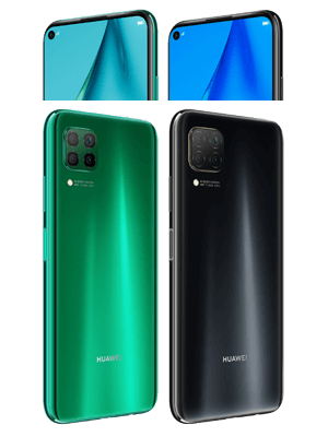 congstar - Huawei P40 lite - Farbauswahl