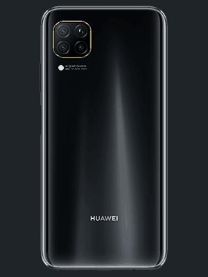 congstar - Huawei P40 lite - schwarz (hinten)
