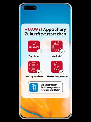 congstar - Huawei P40 Pro AppGallery