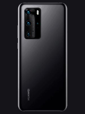 congstar - Huawei P40 Pro - schwarz (hinten)