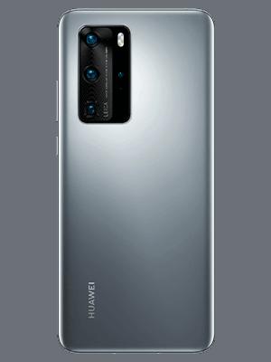 congstar - Huawei P40 Pro - silber (hinten)
