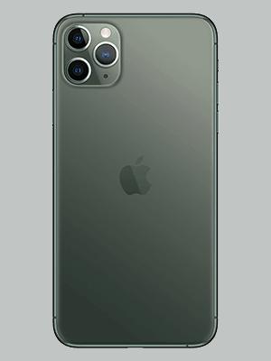 congstar - Apple iPhone 11 Pro Max - midnight green / grün (hinten)