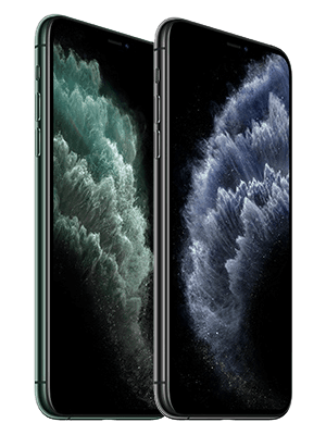 congstar - Apple iPhone 11 Pro Max - seitlich