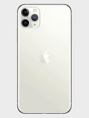 congstar - Apple iPhone 11 Pro Max - silber (hinten)