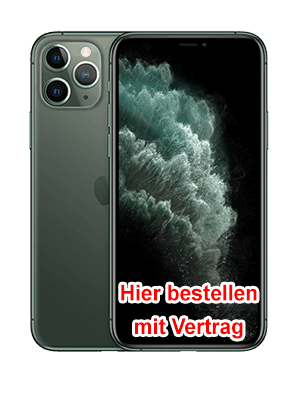 congstar - Apple iPhone 11 Pro - hier bestellen