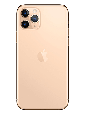 congstar - Apple iPhone 11 Pro - gold (hinten)