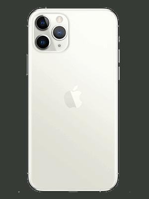congstar - Apple iPhone 11 Pro - silber (hinten)
