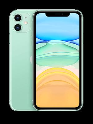 congstar - Apple iPhone 11 - grün