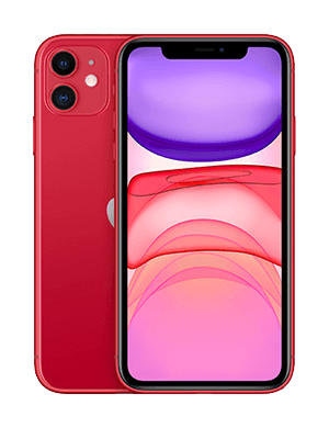 congstar - Apple iPhone 11 - rot / product red