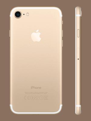 congstar - Apple iPhone 7 - gold