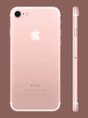 congstar - Apple iPhone 7 - rosegold