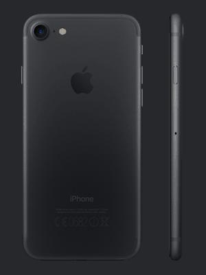 congstar - Apple iPhone 7 - schwarz