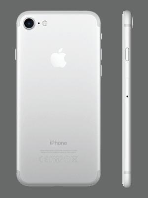 congstar - Apple iPhone 7 - silber