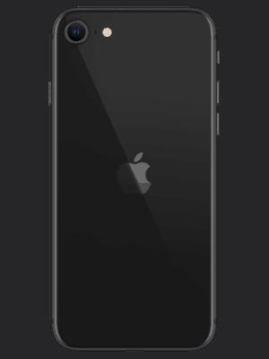 congstar - Apple iPhone SE - schwarz (hinten)