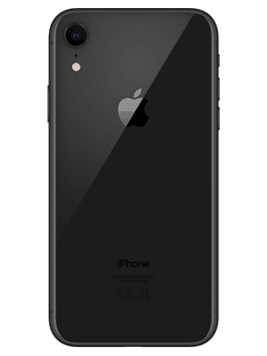 congstar - Apple iPhone XR - schwarz (hinten)