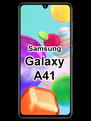 congstar - Samsung Galaxy A41 mit Vertrag