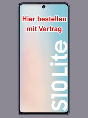 congstar - Samsung Galaxy S10 Lite hier bestellen