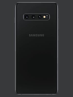 congstar - Samsung Galaxy S10+ (schwarz / hinten)