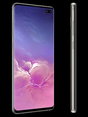 congstar - Samsung Galaxy S10+ (schwarz / seitlich)