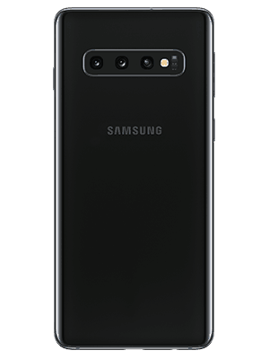 congstar - Samsung Galaxy S10 - schwarz (hinten)