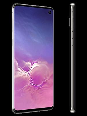 congstar - Samsung Galaxy S10 - schwarz (seitlich)