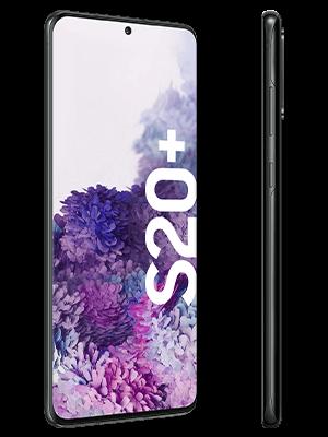 congstar - Samsung Galaxy S20+ (schwarz / seitlich)