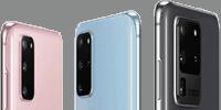 congstar - Samsung Galaxy S20 - Farben