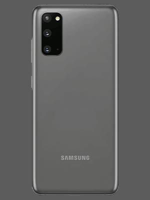 congstar - Samsung Galaxy S20 - grau (hinten)
