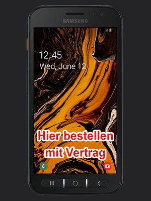 congstar - Samsung Galaxy XCover 4s hier bestellen