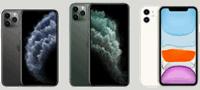 Apple iPhone 11 Serie bei congstar