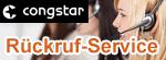 congstar Rückruf-Service - telefonische Beratung
