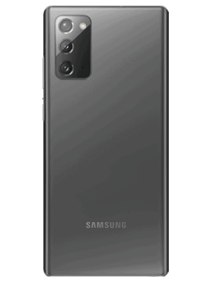 congstar - Samsung Galaxy Note20 5G (grau / hinten)