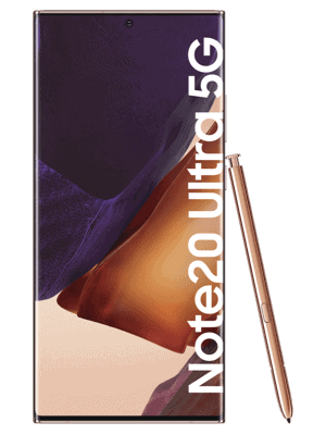 congstar - Samsung Galaxy Note20 Ultra 5G