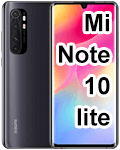 congstar - Xiaomi Mi Note 10 lite