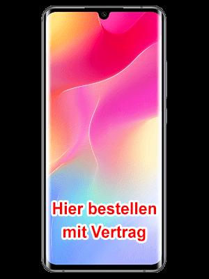 congstar - Xiaomi Mi Note 10 lite hier bestellen