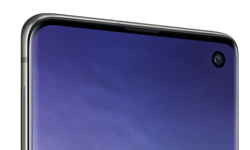 Display vom Samsung S10