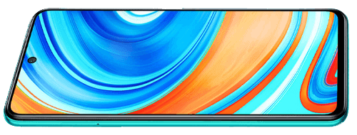 Display vom Xiaomi Redmi Note 9 Pro