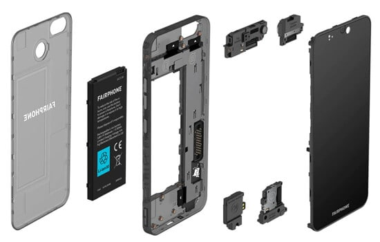 Fairphone Handy - modulares Smartphone